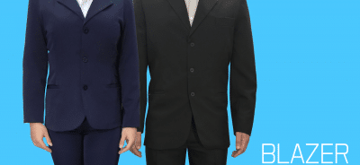 O Blazer é a peça versátil e atemporal do guarda-roupas masculino e feminino. Vindo do vestuário masculino e já consolidado como um clássico do guarda roupas feminino, tornou-se sinônimo de bom gosto e elegância.